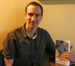 Dr. Todd Gordon [Photo: Miles Howe]