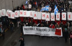 The Quebec Student Movement Needs Our Union Solidarity And Money!