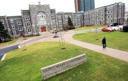 SMU campus. [Photo: ursulaontour.ca]