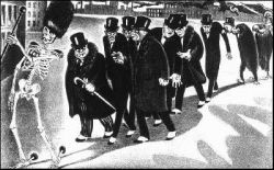 """""""Merchants of Death"""" - Lithograph by Mabel Wight"""