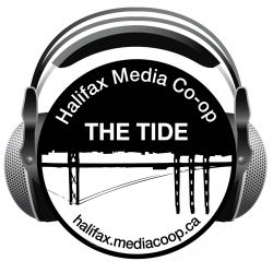 The Tide podcast logo